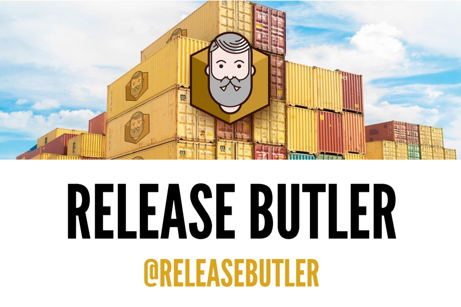 Release Butler a Twitter bot that tweets changelogs of popular frontend frameworks and libraries, follow @releasebutler
